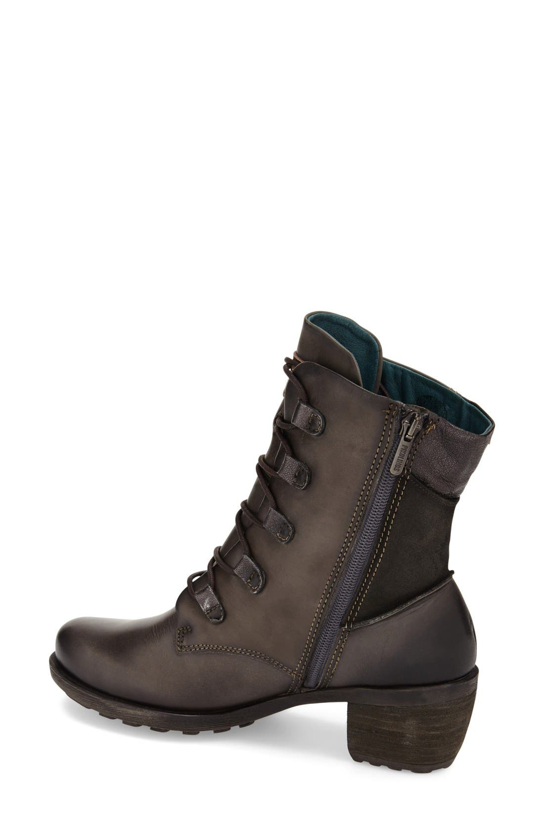 Alternate Image 2  - PIKOLINOS 'Le Mans' Lace-Up Boot (Women)
