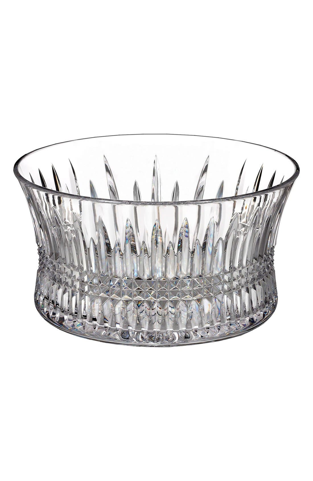 Waterford 'Lismore Diamond' Lead Crystal Bowl