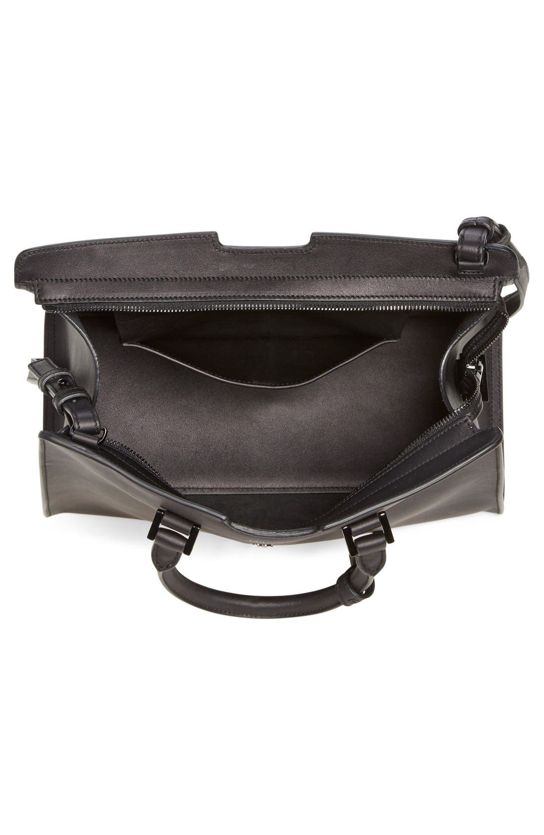 Alternate Image 4  - Saint Laurent 'Small Cabas' Leather Satchel