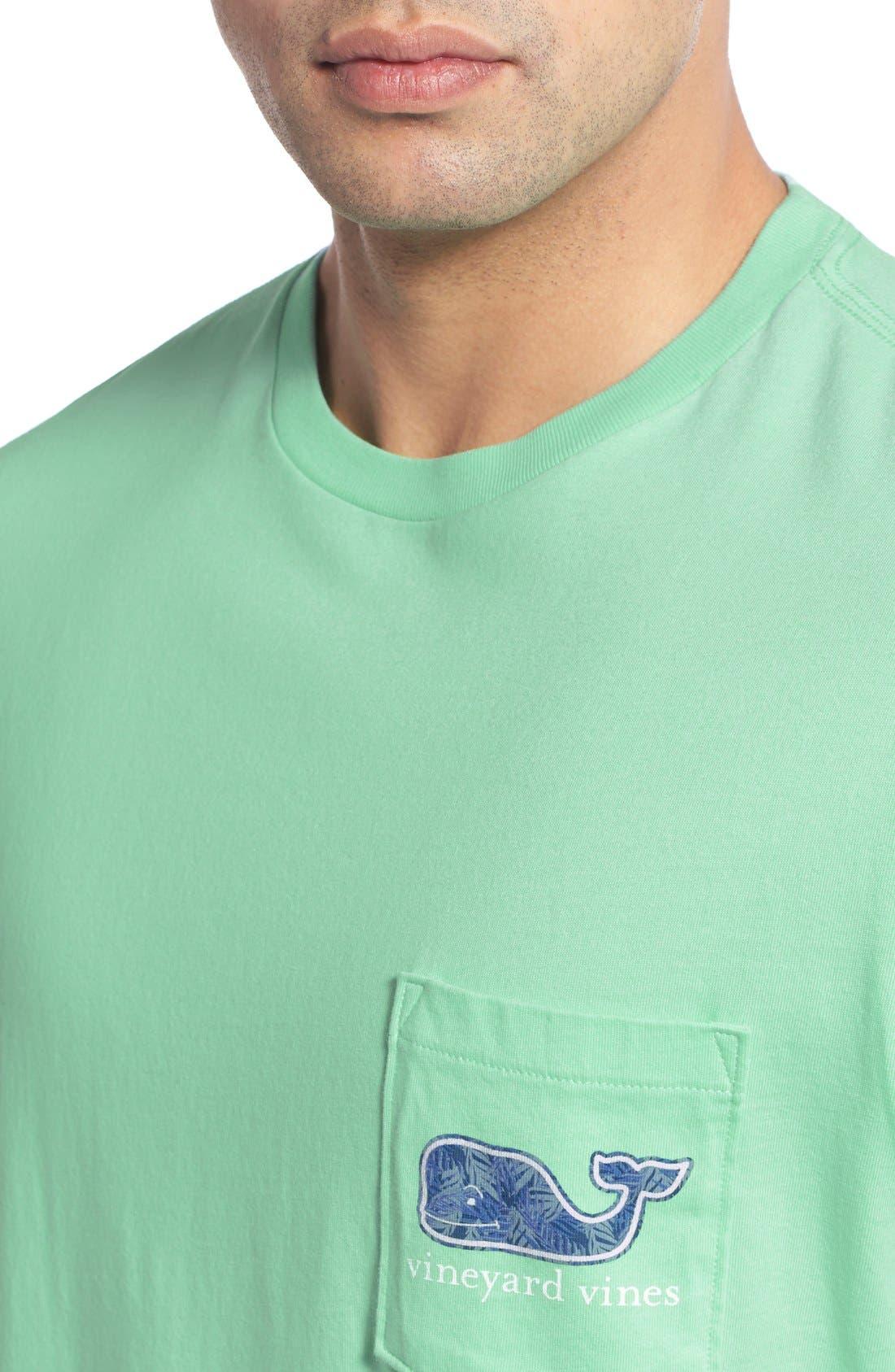 Alternate Image 4  - Vineyard Vines 'Date Palm Whale' Graphic T-Shirt