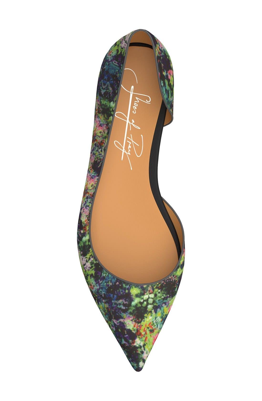 Alternate Image 3  - Shoes of Prey d'Orsay Flat (Women)