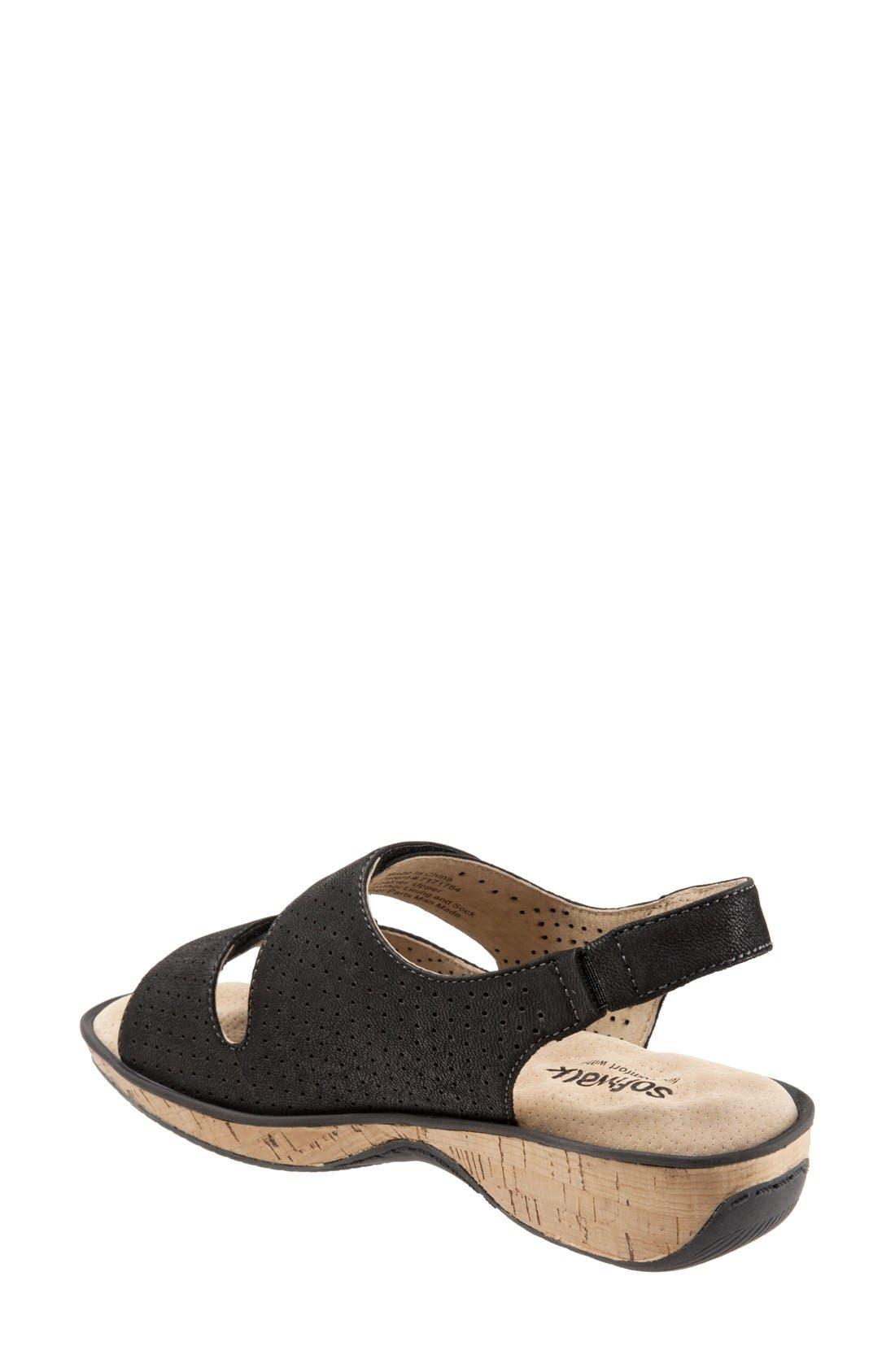 Alternate Image 2  - SoftWalk® 'Bolivia' Sandal (Woman)