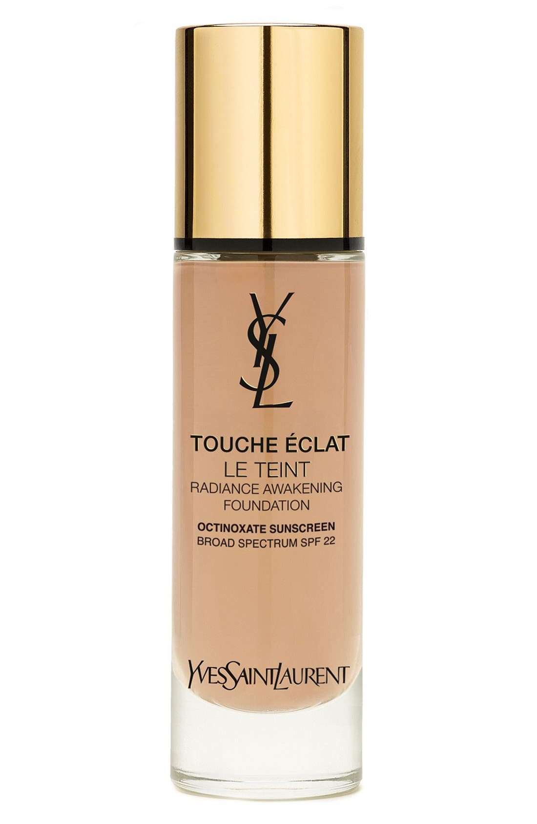 Yves Saint Laurent Touche Éclat Le Teint Radiance Awakening Foundation SPF 22