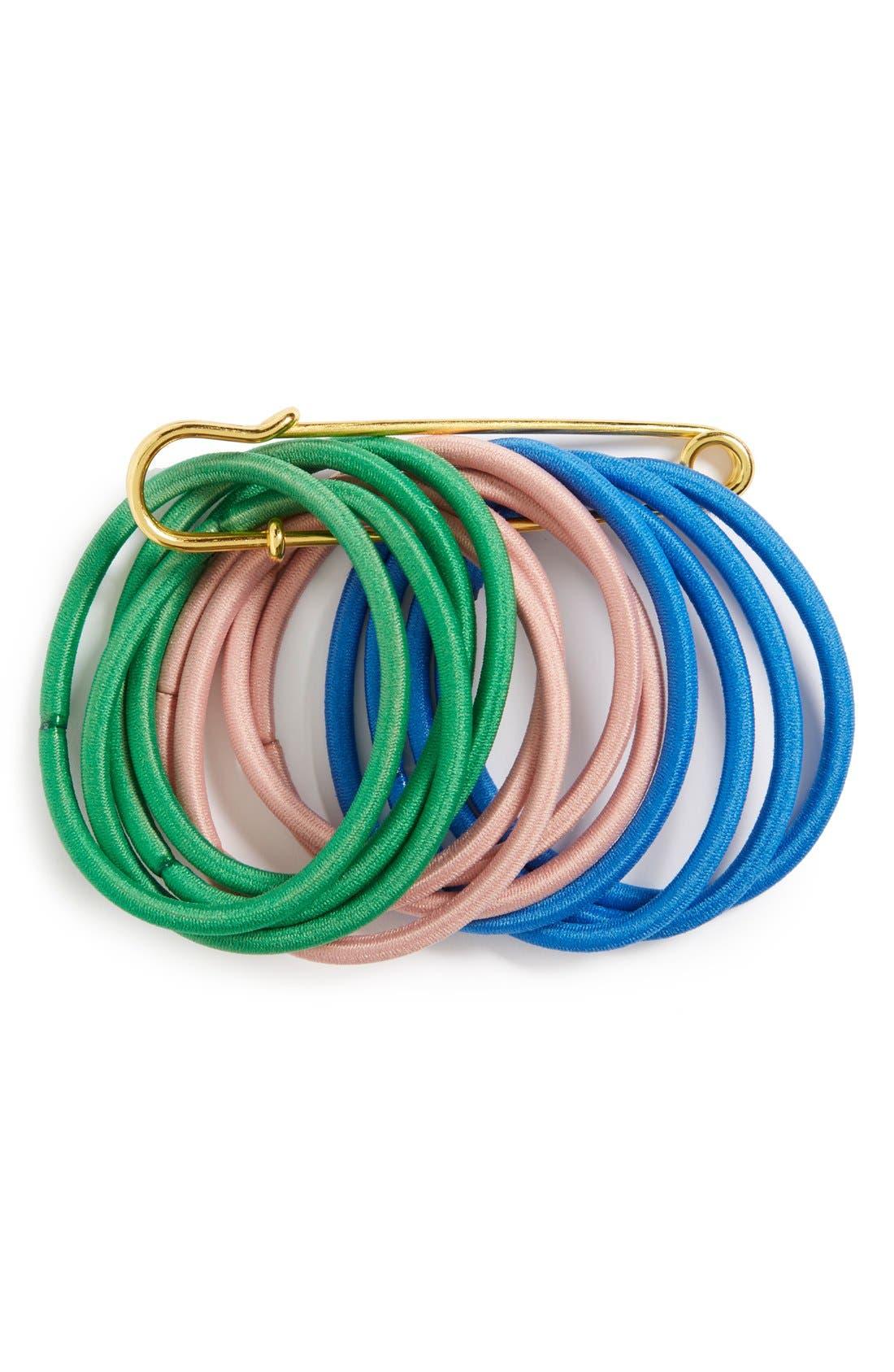 Main Image - Odeme Hair Ties (12-Pack)