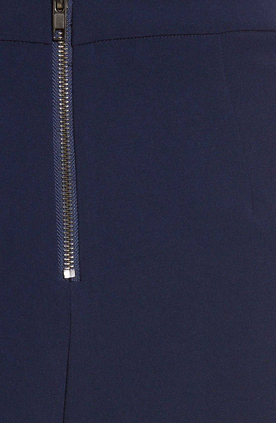Alternate Image 5  - Adelyn Rae Cutout Jumpsuit