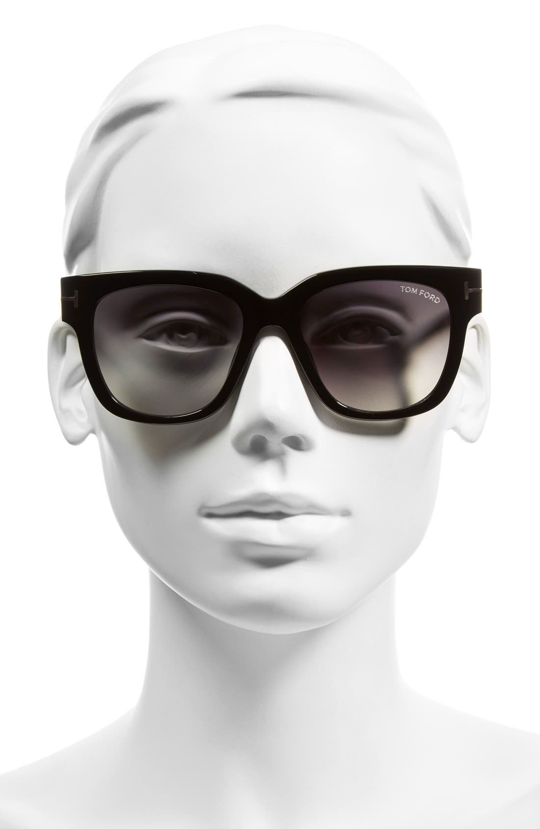 Alternate Image 2  - Tom Ford 'Tracy' 53mm Retro Sunglasses
