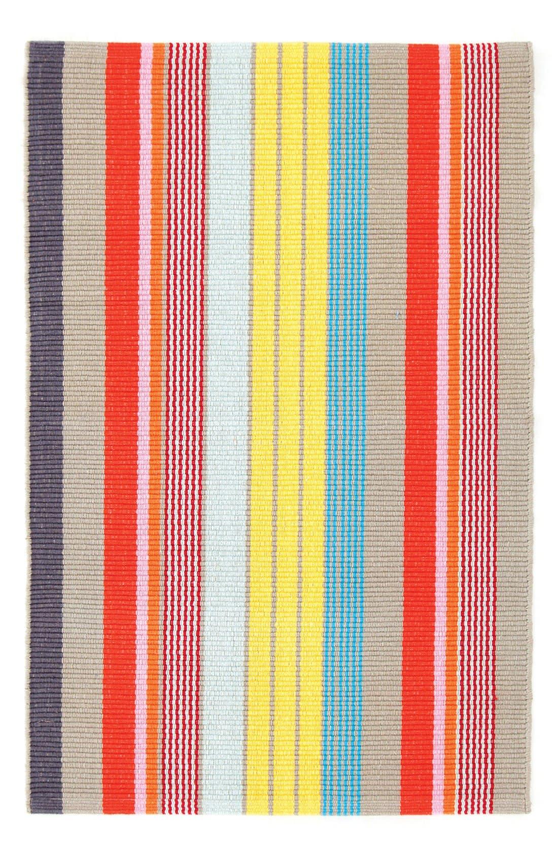 Alternate Image 1 Selected - Dash & Albert 'Lyric - Stripe' Rug