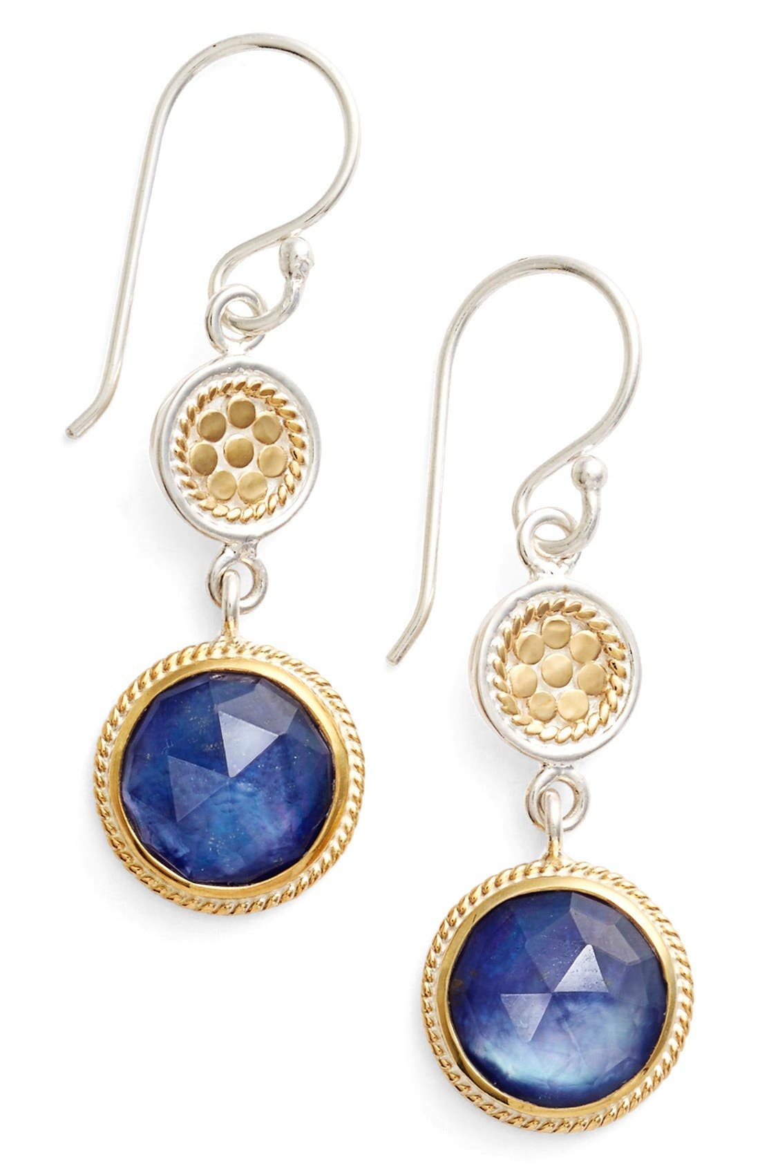 Alternate Image 1 Selected - Anna Beck Double Drop Earrings