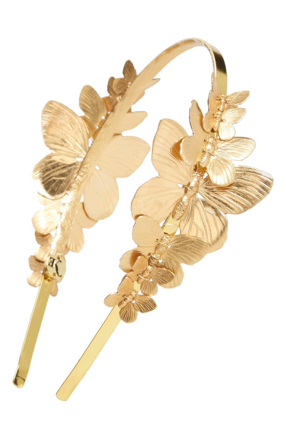 Alternate Image 1 Selected - Eugenia Kim Butterfly Headband