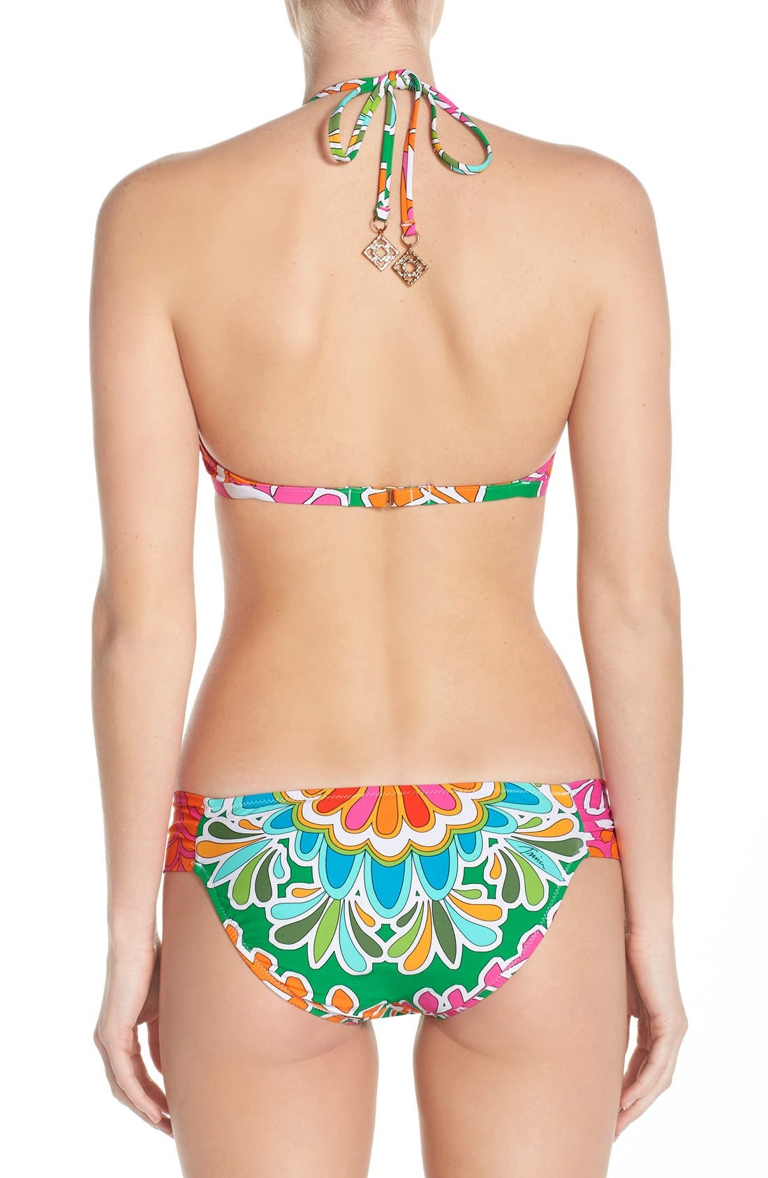 Alternate Image 5  - Trina Turk 'Tamarindo' Hipster Bikini Bottoms