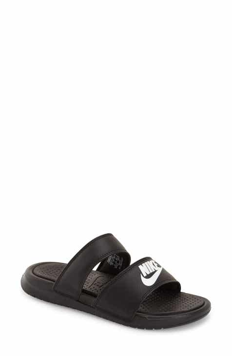 6bda4a2d6 Nike  Benassi - Ultra  Slide Sandal (Women)