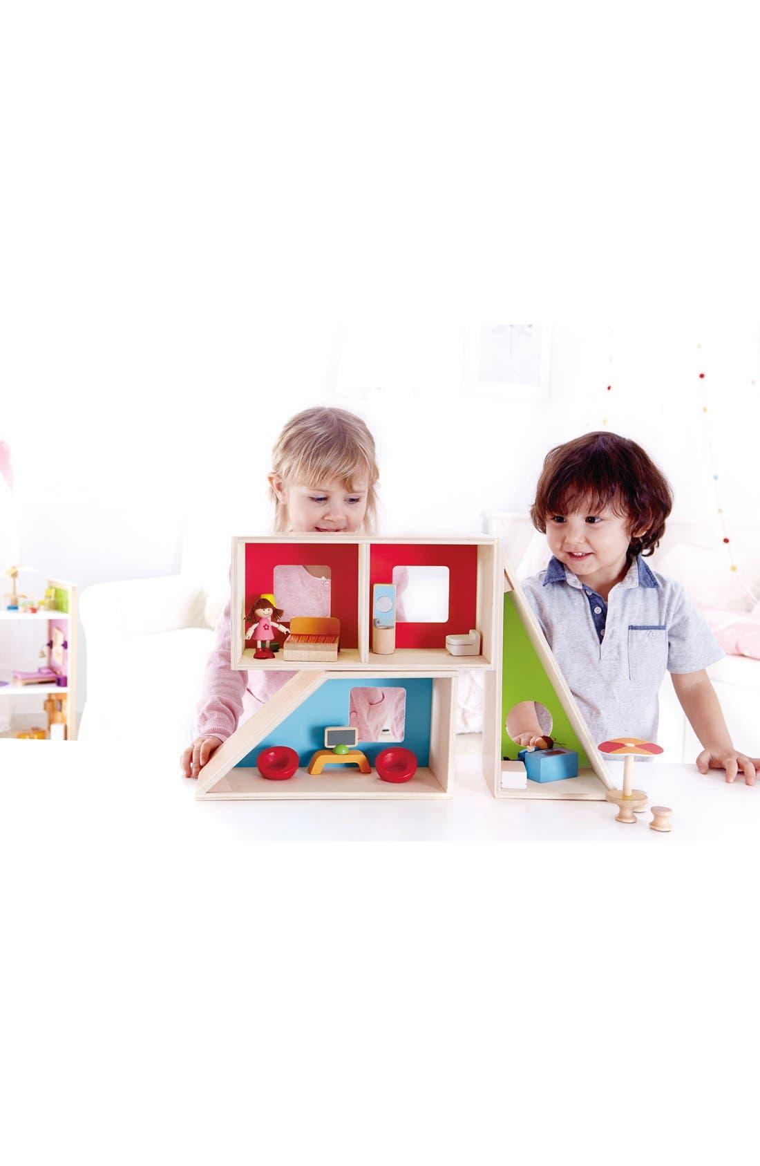 Alternate Image 7  - Hape Geometric Play House