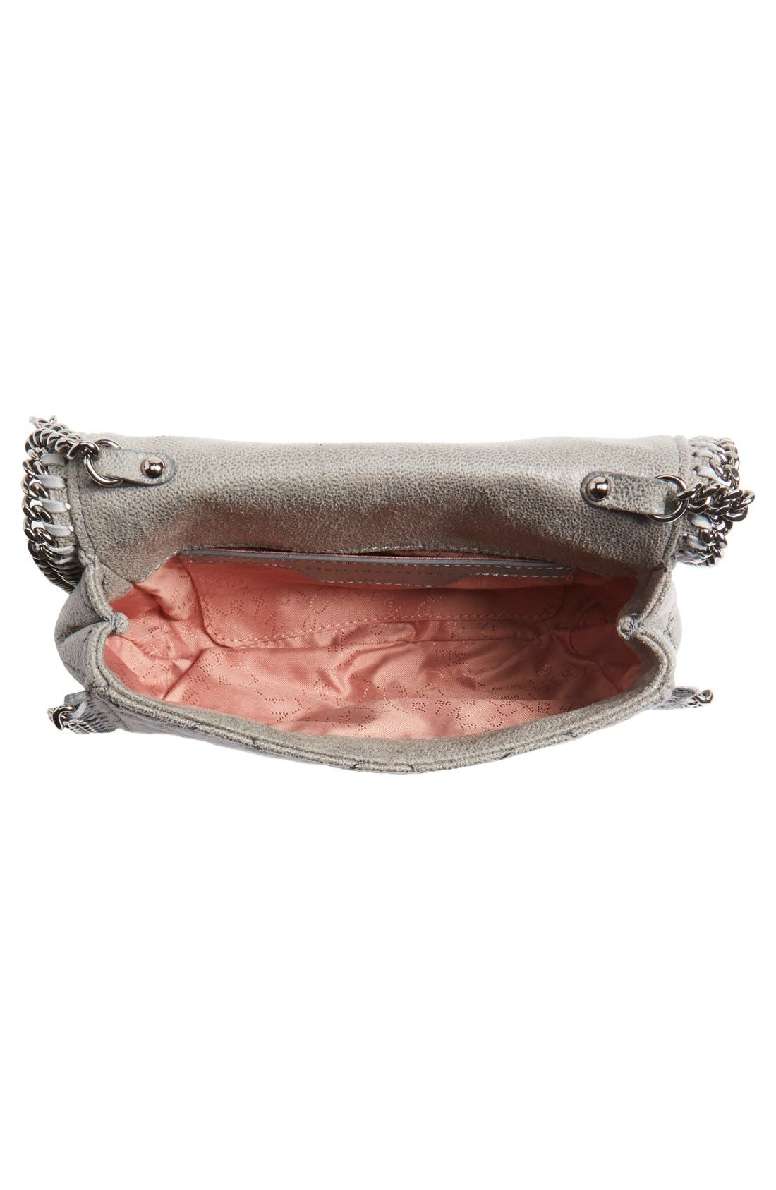 Alternate Image 5  - Stella McCartney 'Falabella' Quilted Faux Leather Crossbody Bag