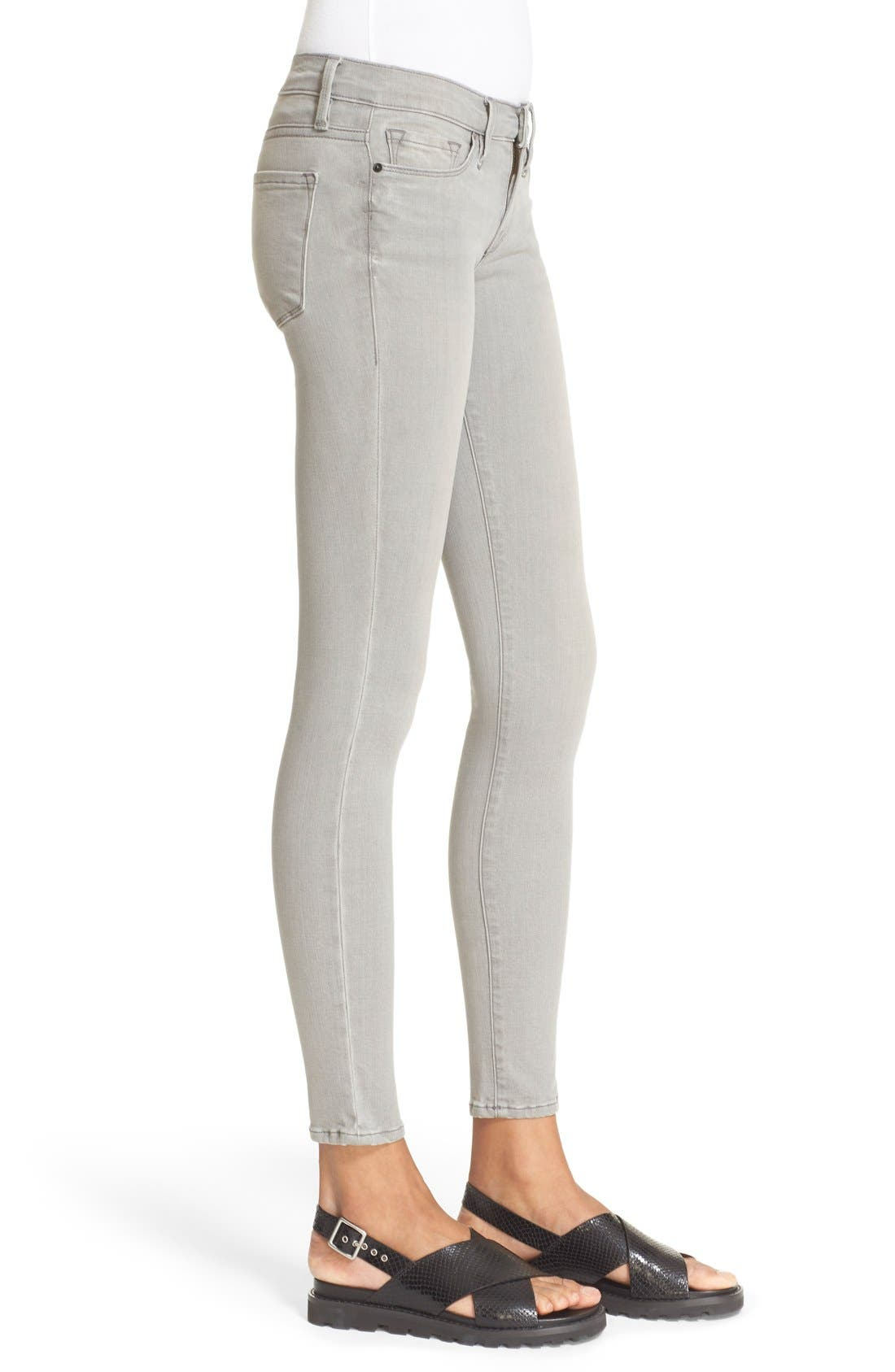 Alternate Image 4  - FRAME 'Le Skinny de Jeanne' Jeans (Wilton)