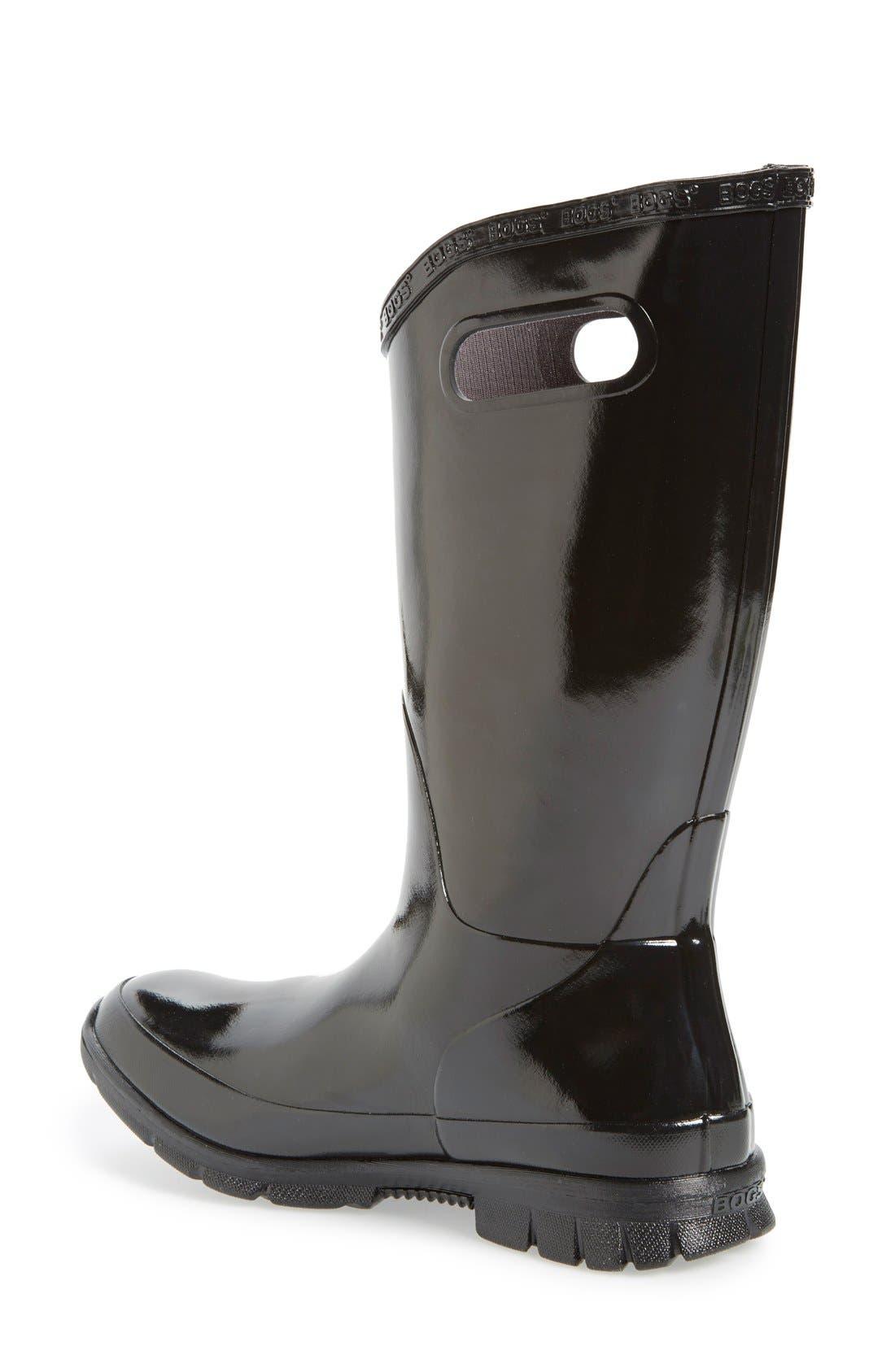 Alternate Image 2  - Bogs 'Berkley' Waterproof Rain Boot (Women)