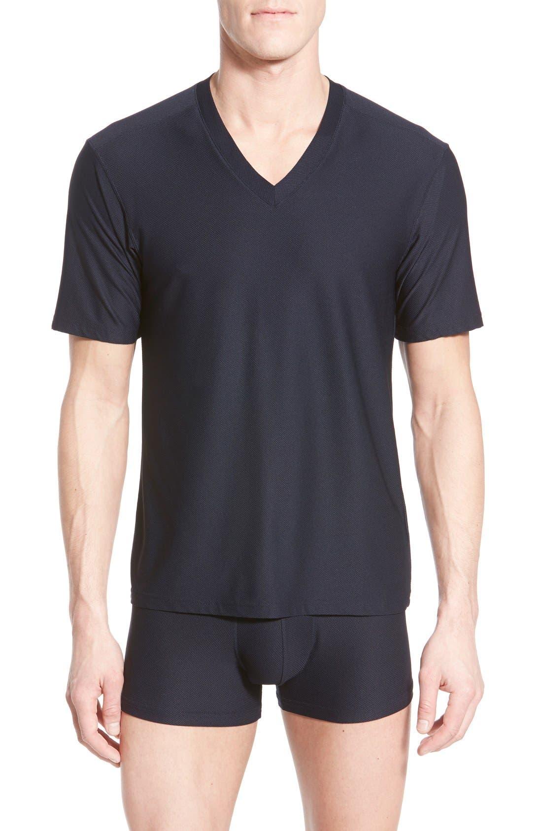 ExOfficio 'Give-N-Go' Mesh V-Neck T-Shirt