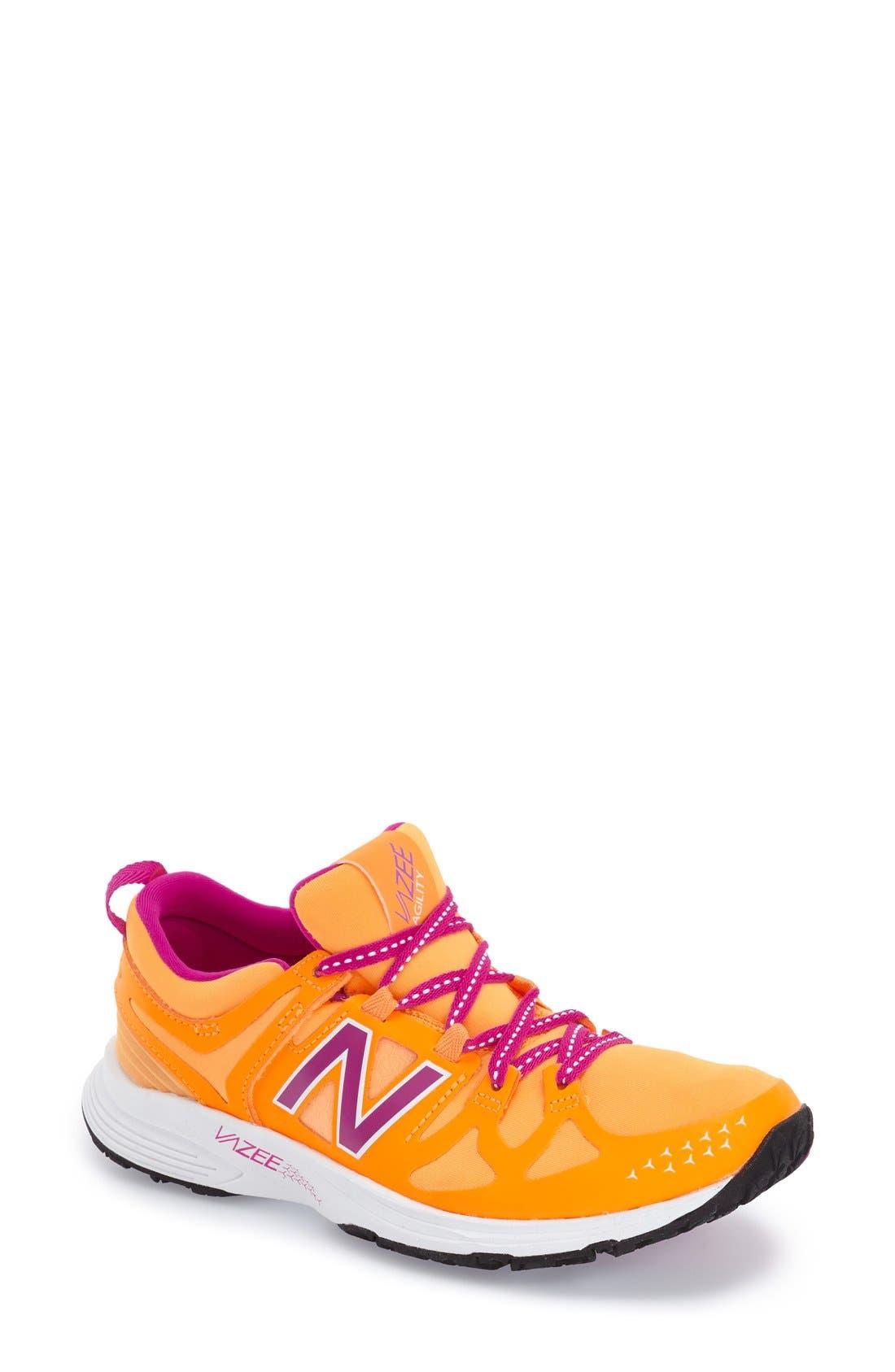 Main Image - New Balance 'Vazee Agility' Running Shoe (Women)