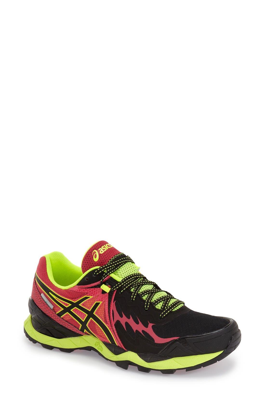 ASICS® 'GEL-Fuji Endurance' Trail Running Shoe (Women)