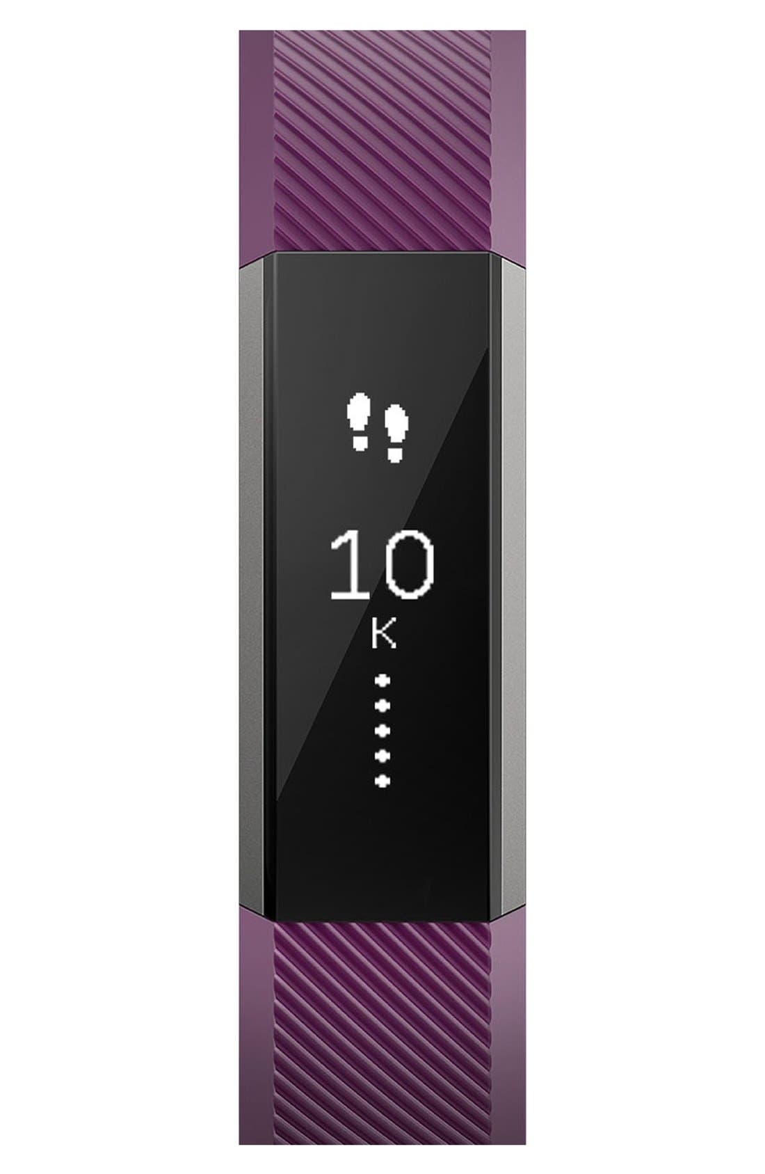 'Alta' Wireless Fitness Tracker,                             Alternate thumbnail 6, color,                             Plum