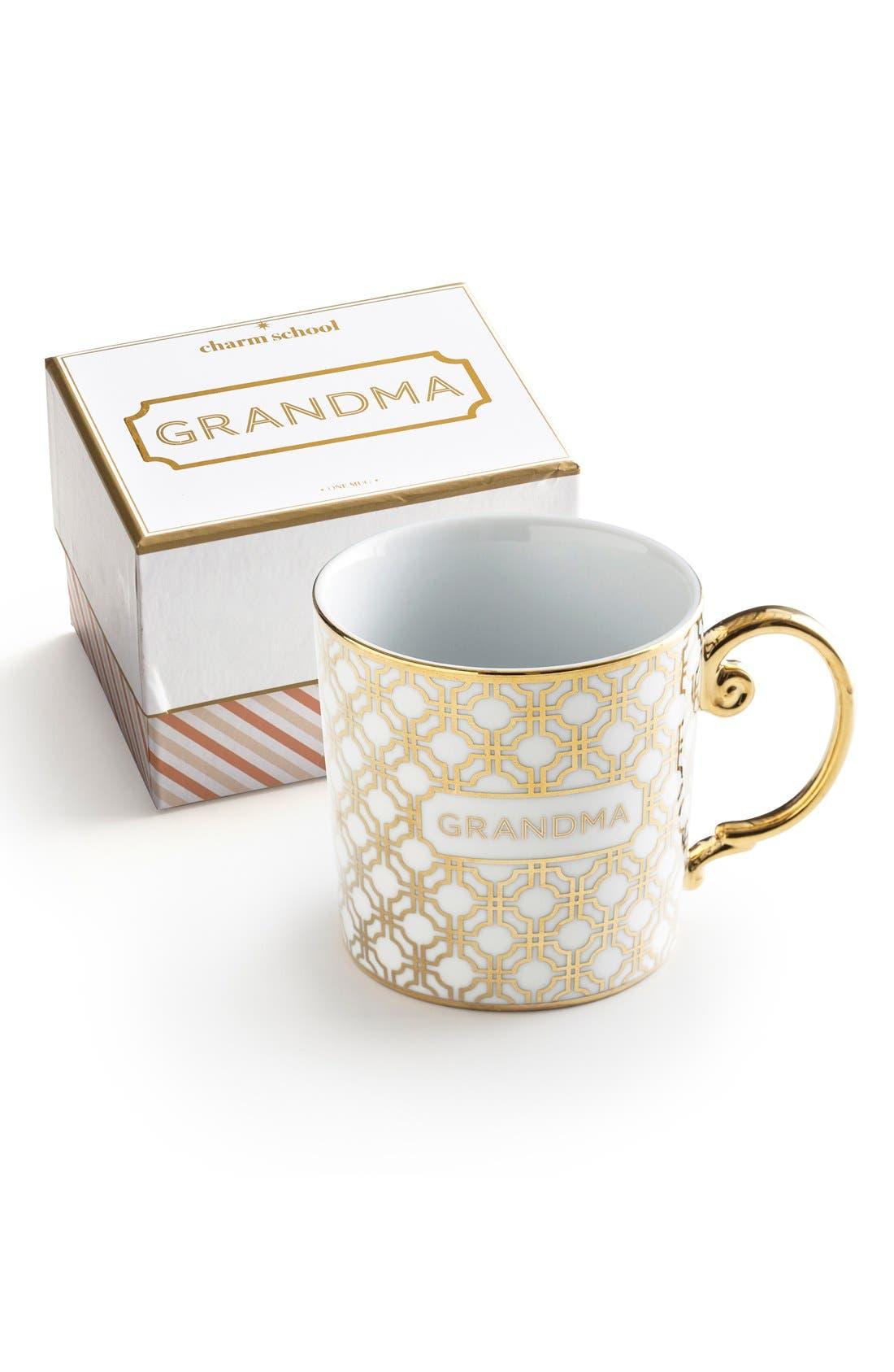 Main Image - Rosanna 'Grandma' Porcelain Coffee Mug