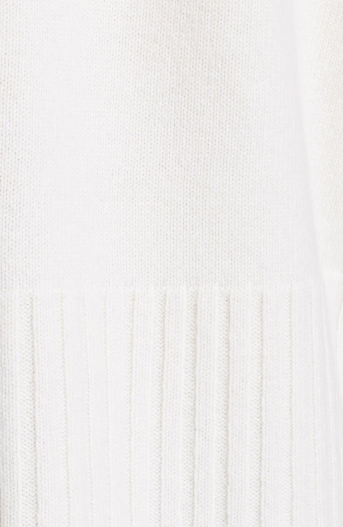 Alternate Image 5  - Derek Lam 10 Crosby V-Neck Cashmere Sweater