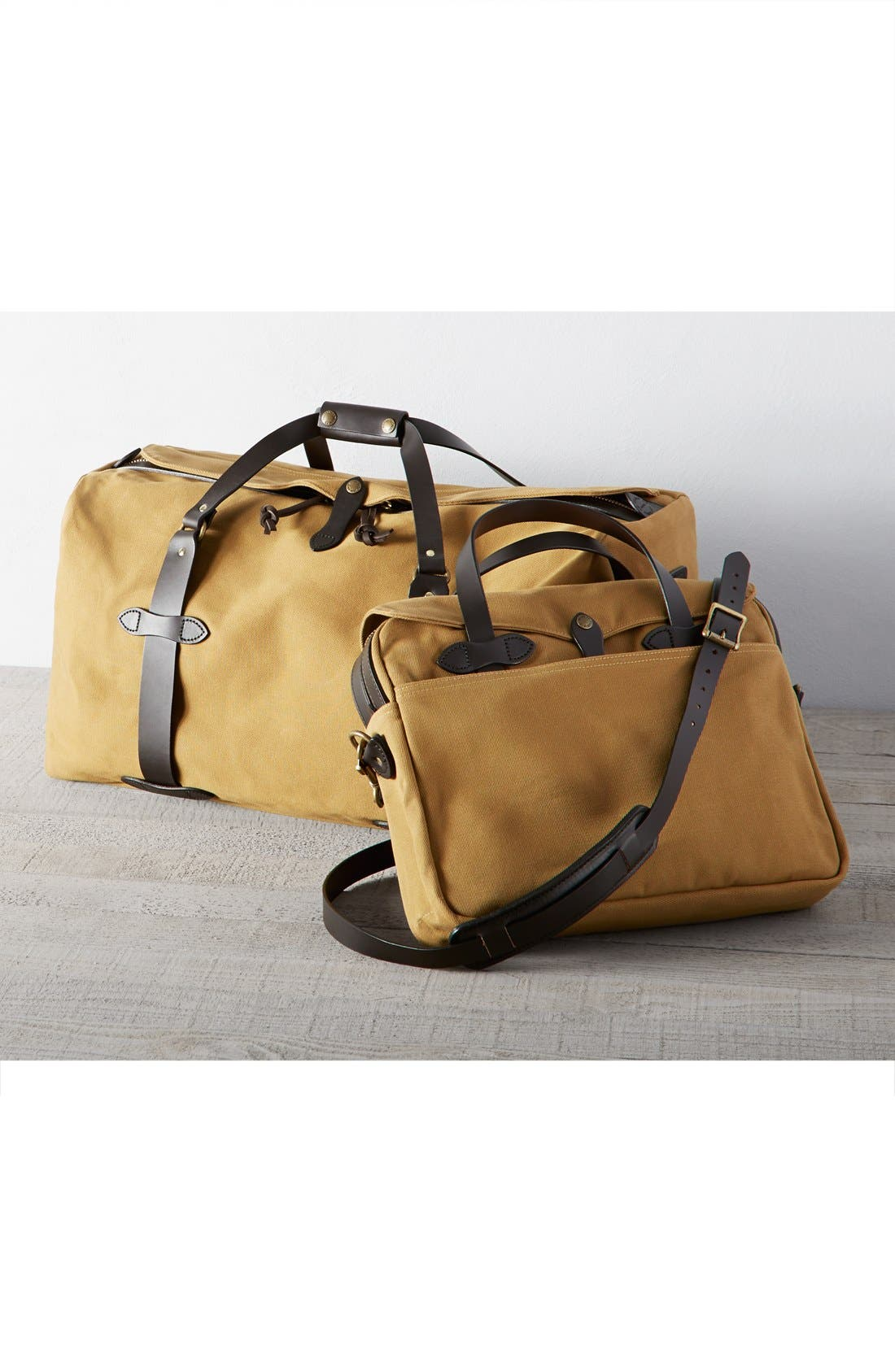 Alternate Image 9  - Filson Medium Duffel Bag