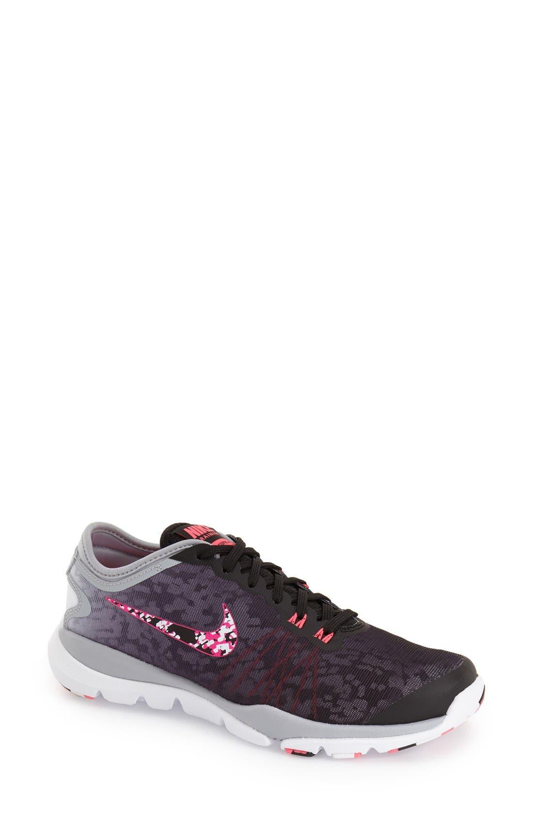 Alternate Image 1 Selected - Nike 'Flex Supreme' Training Shoe (Women)