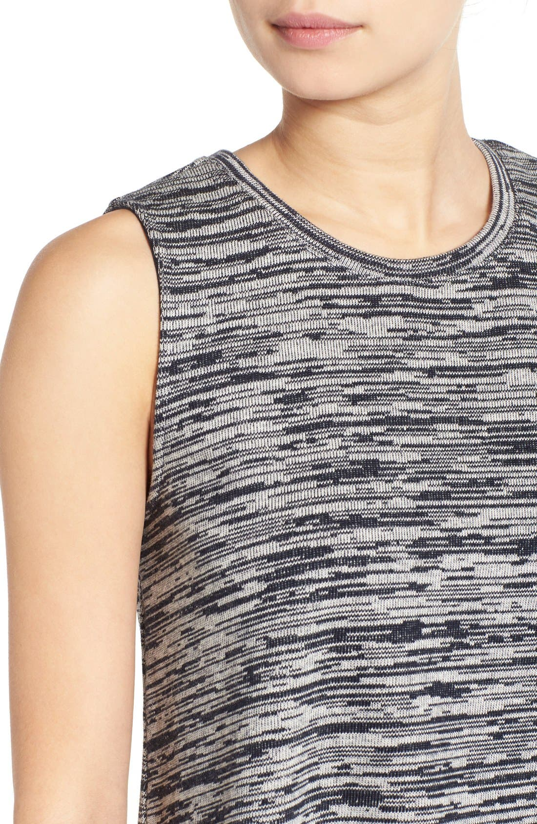 Alternate Image 4  - Madewell 'Marty' Space Dye Tank