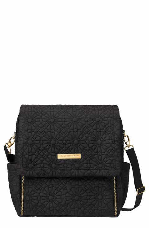 Petunia Pickle Bottom Embossed Boxy Backpack Diaper Bag