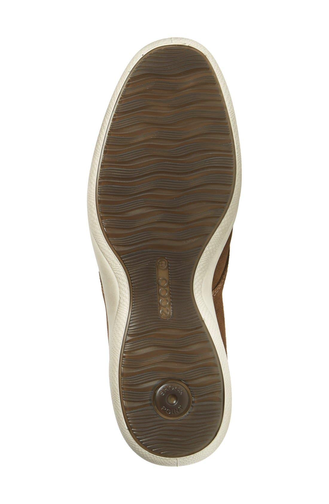 'Grenoble' Chukka Boot,                             Alternate thumbnail 4, color,                             Birch Leather
