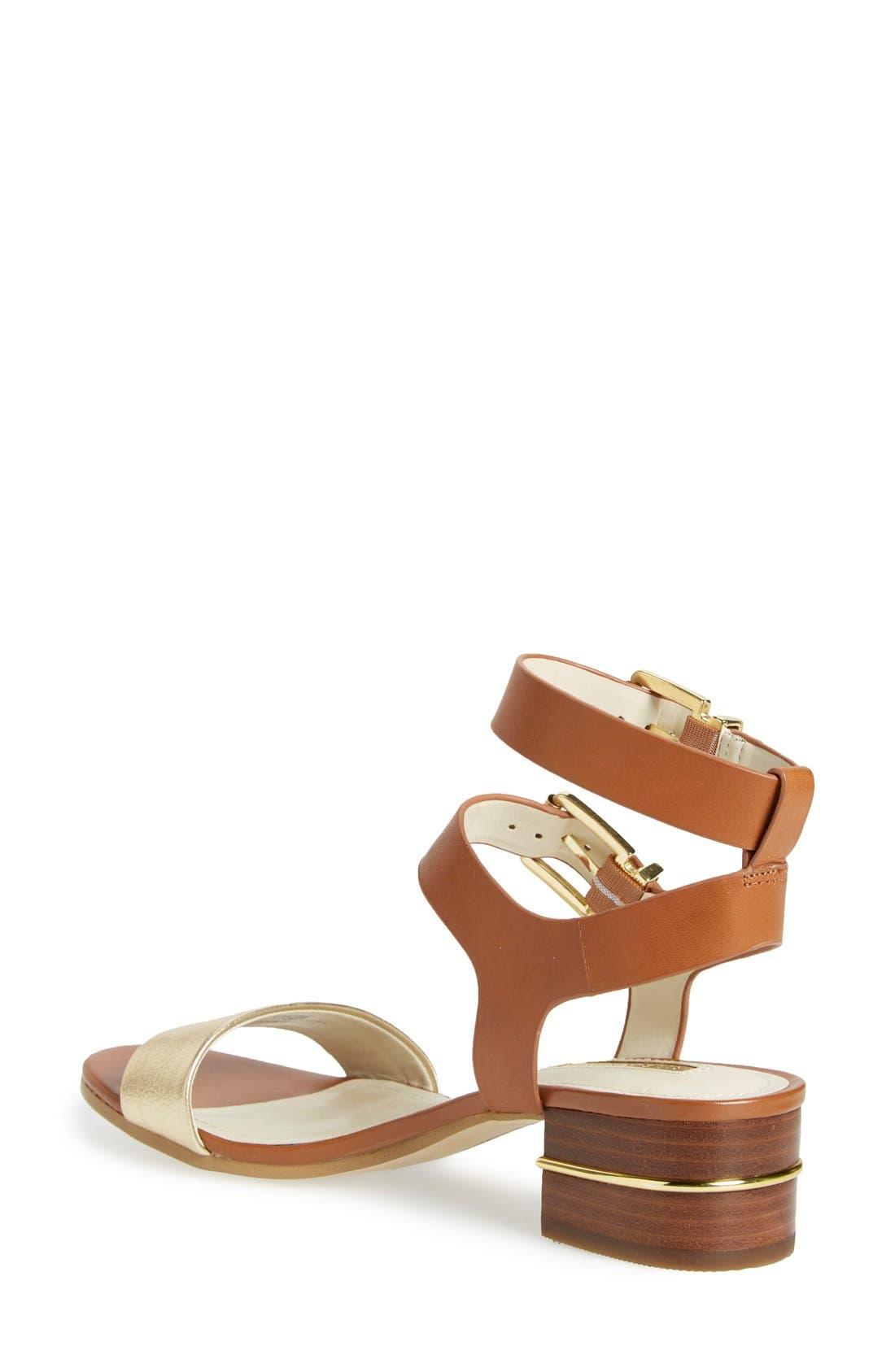 Alternate Image 2  - BCBGeneration 'Roger' Block Heel Sandal (Women)
