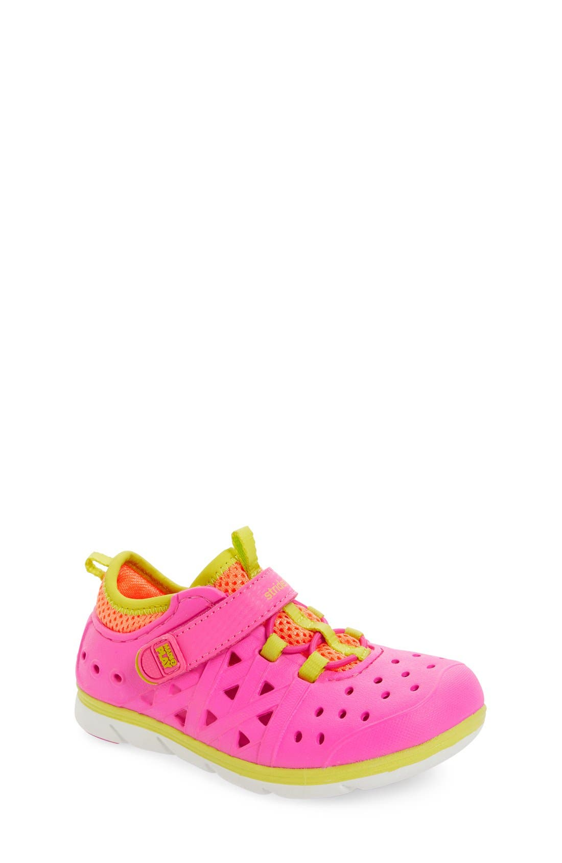 'Made2Play<sup>®</sup> - Phibian' Sneaker,                             Main thumbnail 1, color,                             Pink