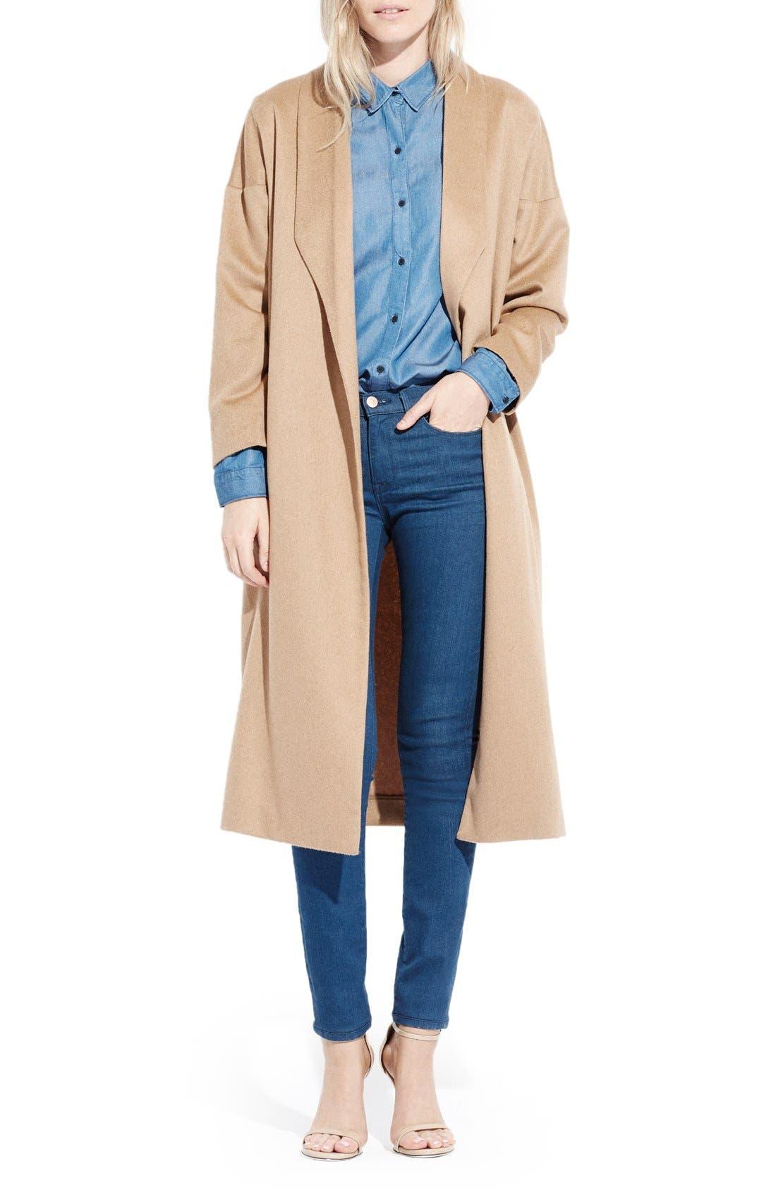 Women's Beige Wool Coats & Jackets | Nordstrom