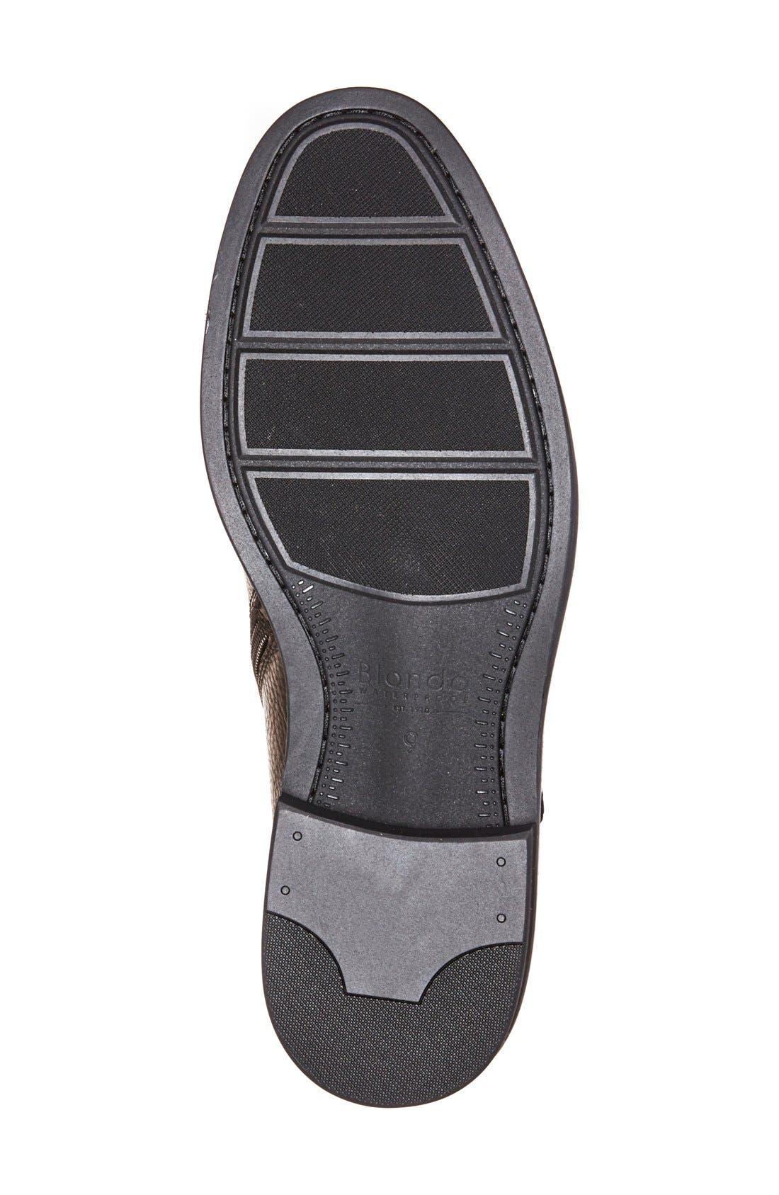 Alternate Image 3  - Blondo 'Float' Waterproof Plain Toe Boot (Men)