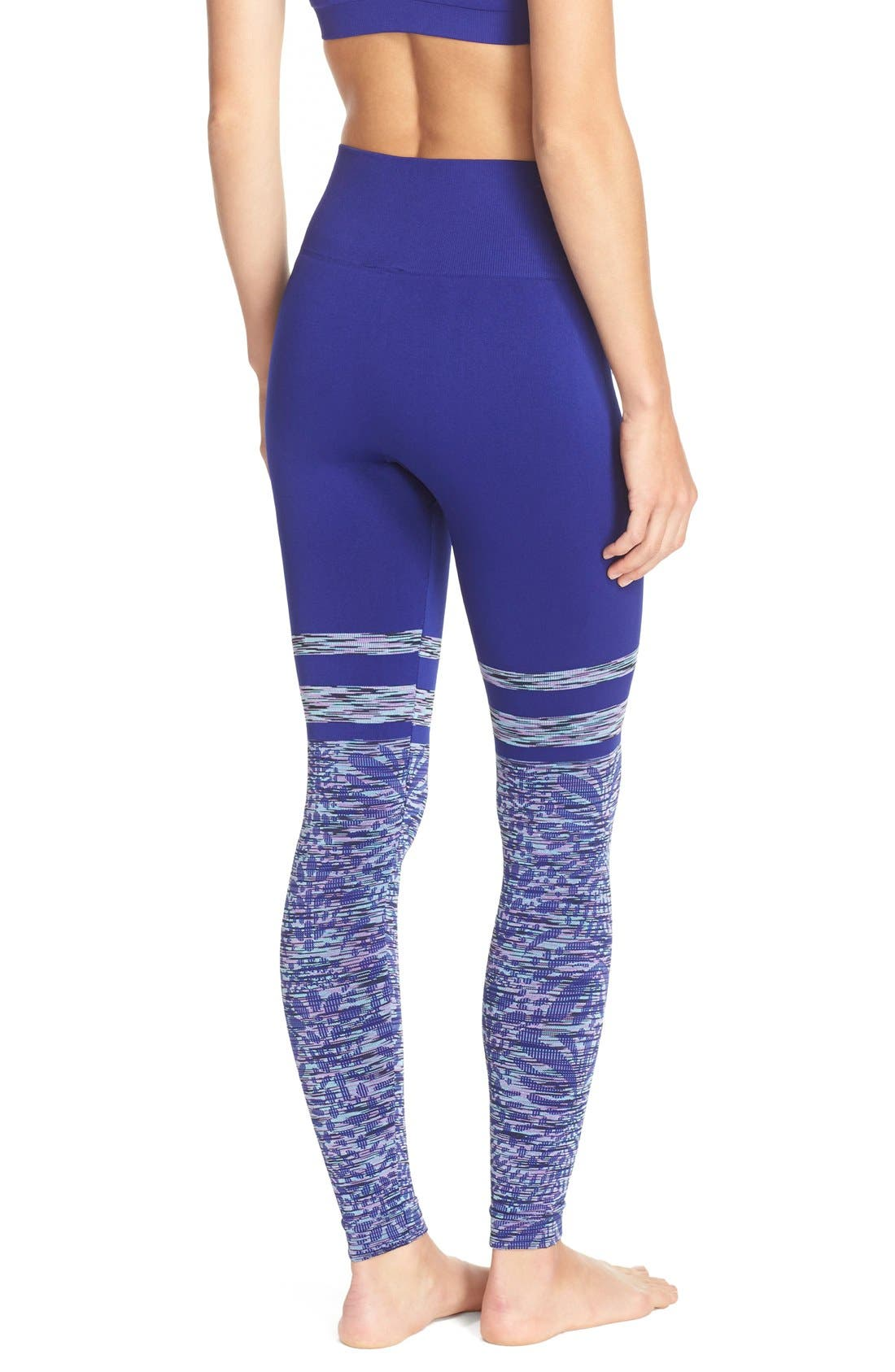 Alternate Image 2  - Climawear 'Sitting Pretty' High Rise Leggings