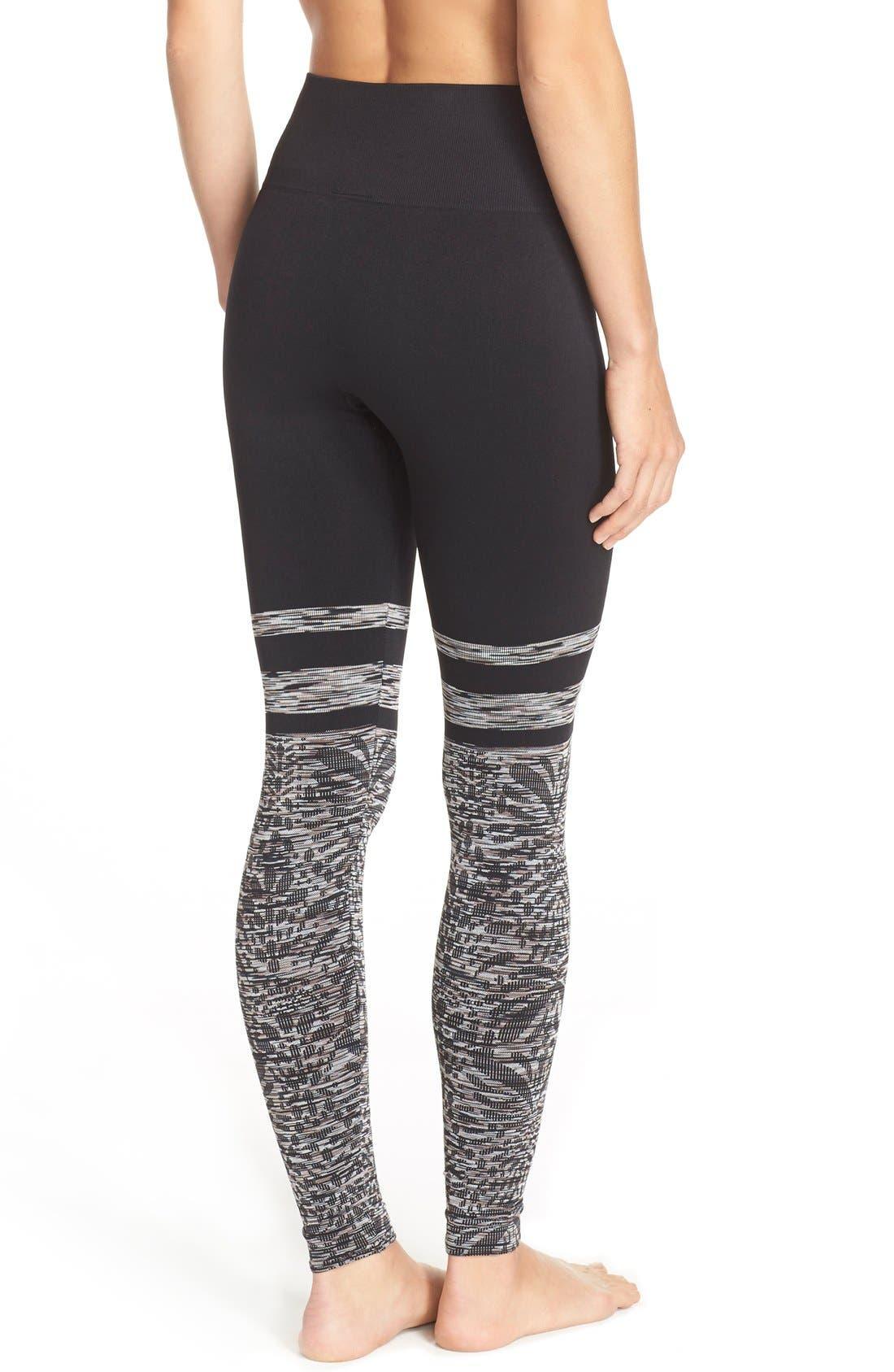 Alternate Image 2  - Climawear 'Sitting Pretty' High Rise Leggings