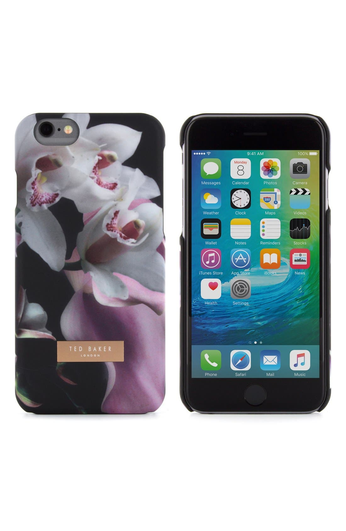 Alternate Image 1 Selected - Ted Baker London Posie iPhone 6 Plus/6s Plus Case