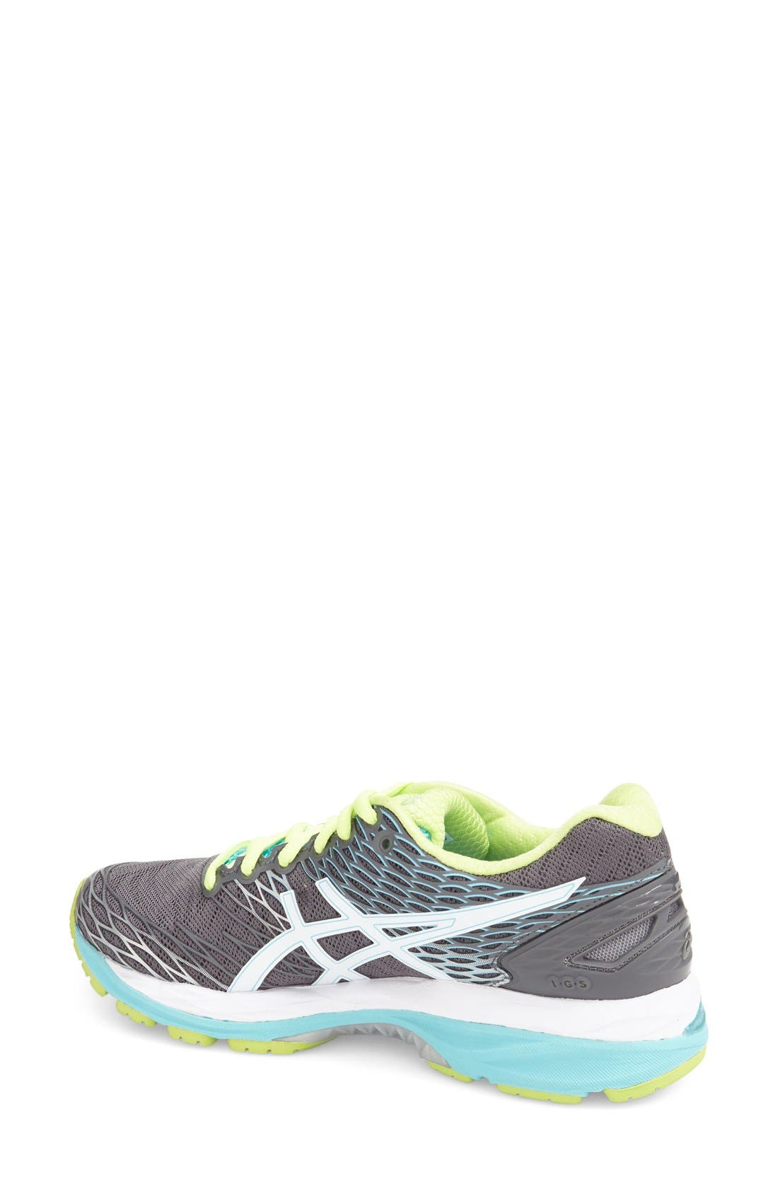 Alternate Image 2  - ASICS® 'GEL-Nimbus 18' Running Shoe (Women)