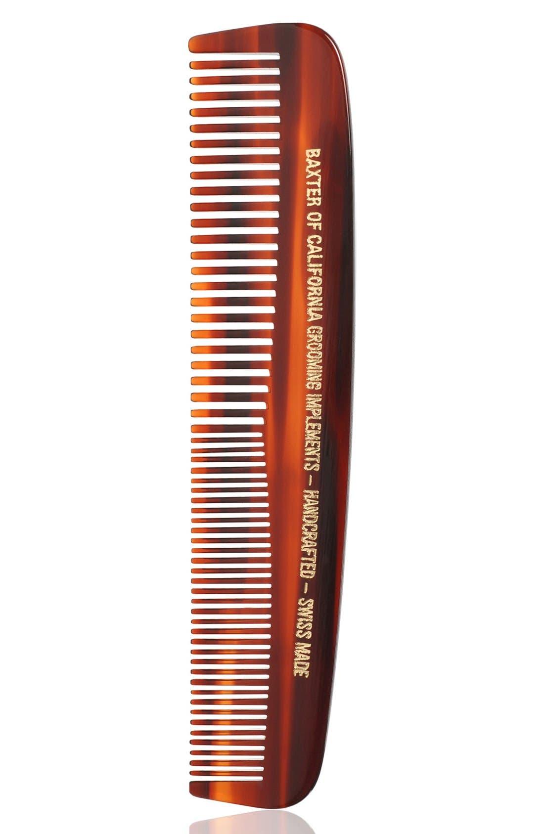 Beard Comb,                         Main,                         color, No Color