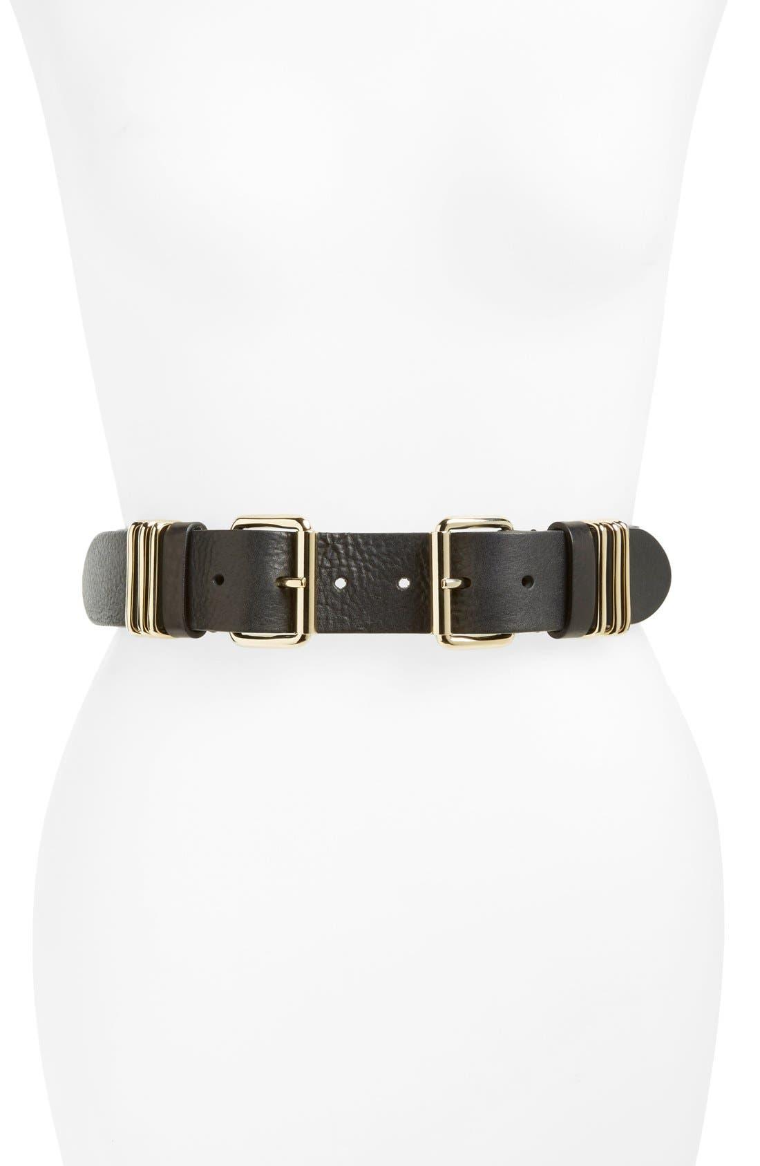 'Bangles' Belt,                         Main,                         color, Black
