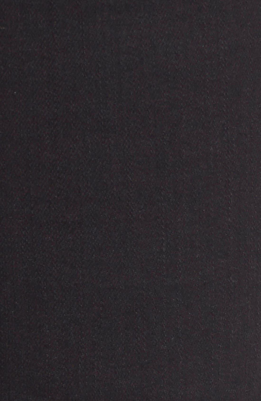 Alternate Image 5  - Madewell 'Skinny Skinny' Knee Rip Jeans (Trent Wash) (Long)