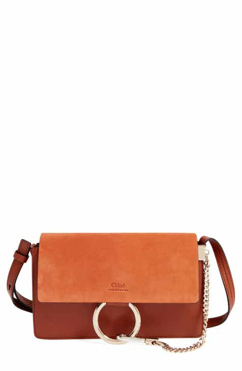 Chloé Small Faye Leather Shoulder Bag 42021cae1c633