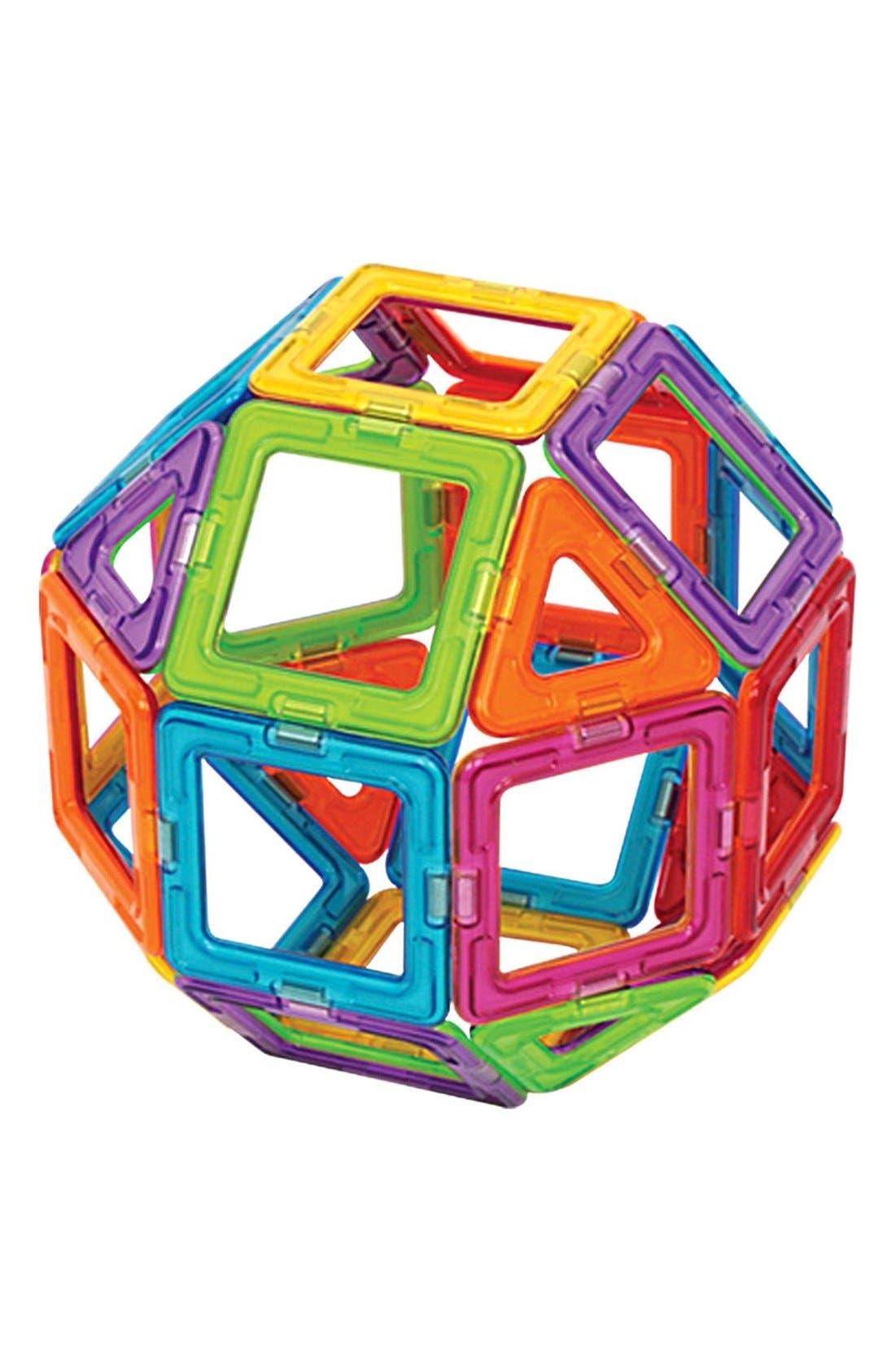 'Standard' Magnetic 3D Construction Set,                             Alternate thumbnail 2, color,                             Rainbow