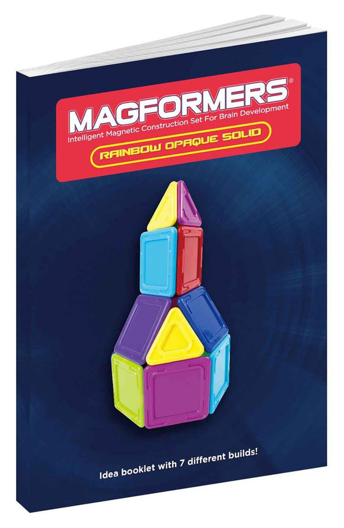 Alternate Image 4  - Magformers 'Standard - Solids' Opaque Magnetic 3D Construction Set