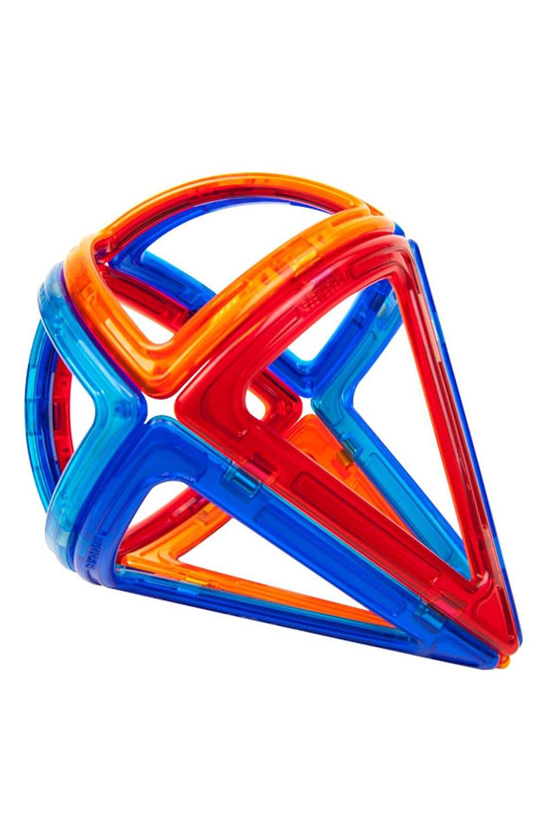 'Creator - Unique' Magnetic 3D Construction Set,                             Alternate thumbnail 6, color,                             Rainbow