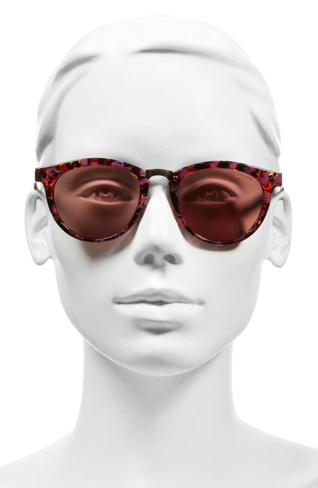 Alternate Image 2  - Smith 'Questa' 49mm Cat Eye Sunglasses