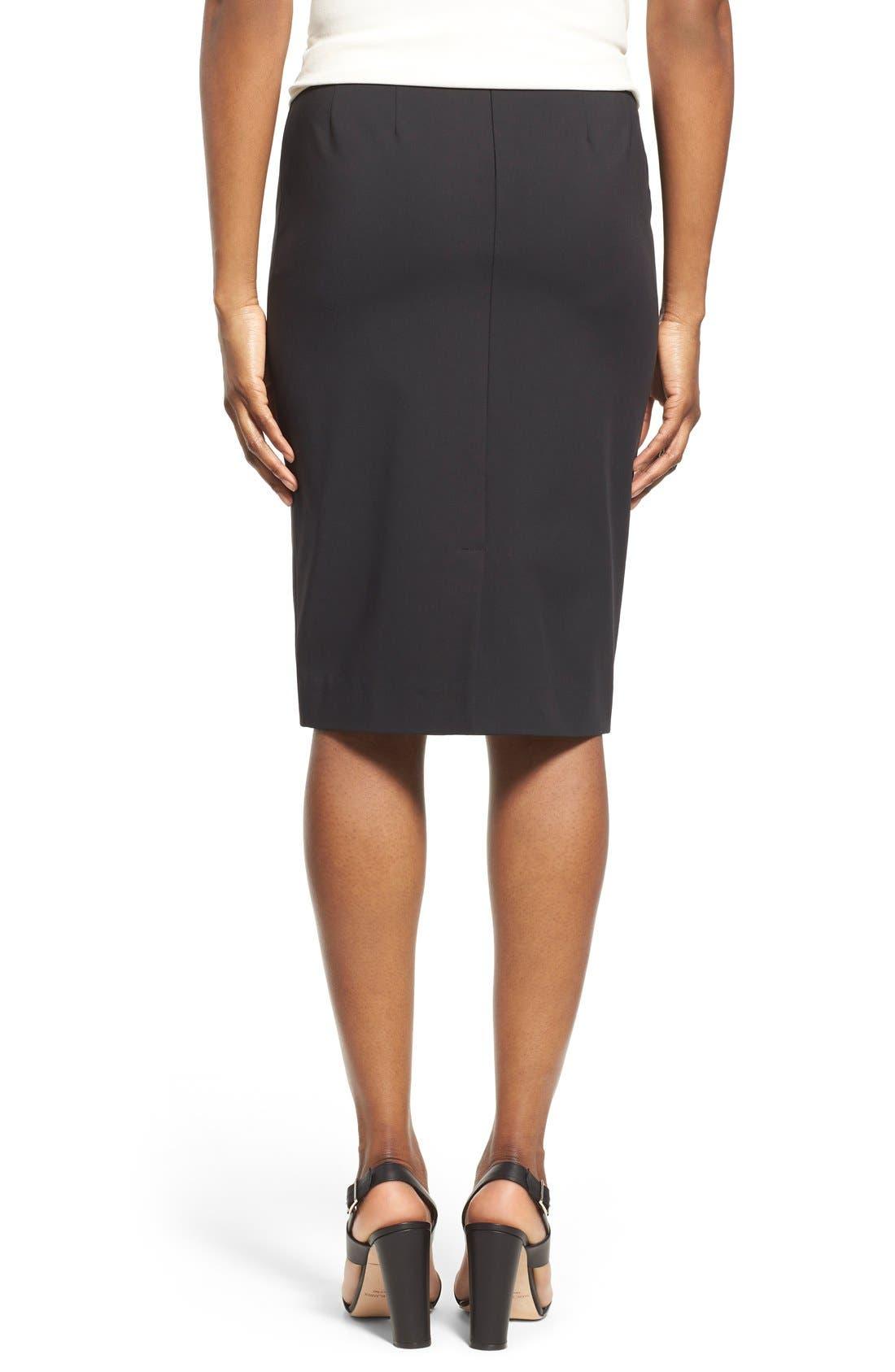 Alternate Image 2  - Lafayette 148 New York Pencil Skirt