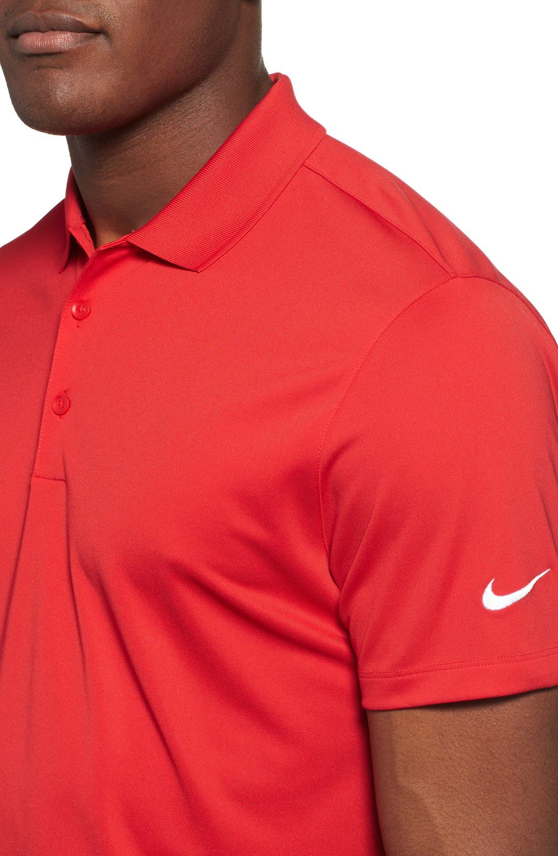 Alternate Image 4  - Nike 'Victory Dri-FIT Golf Polo