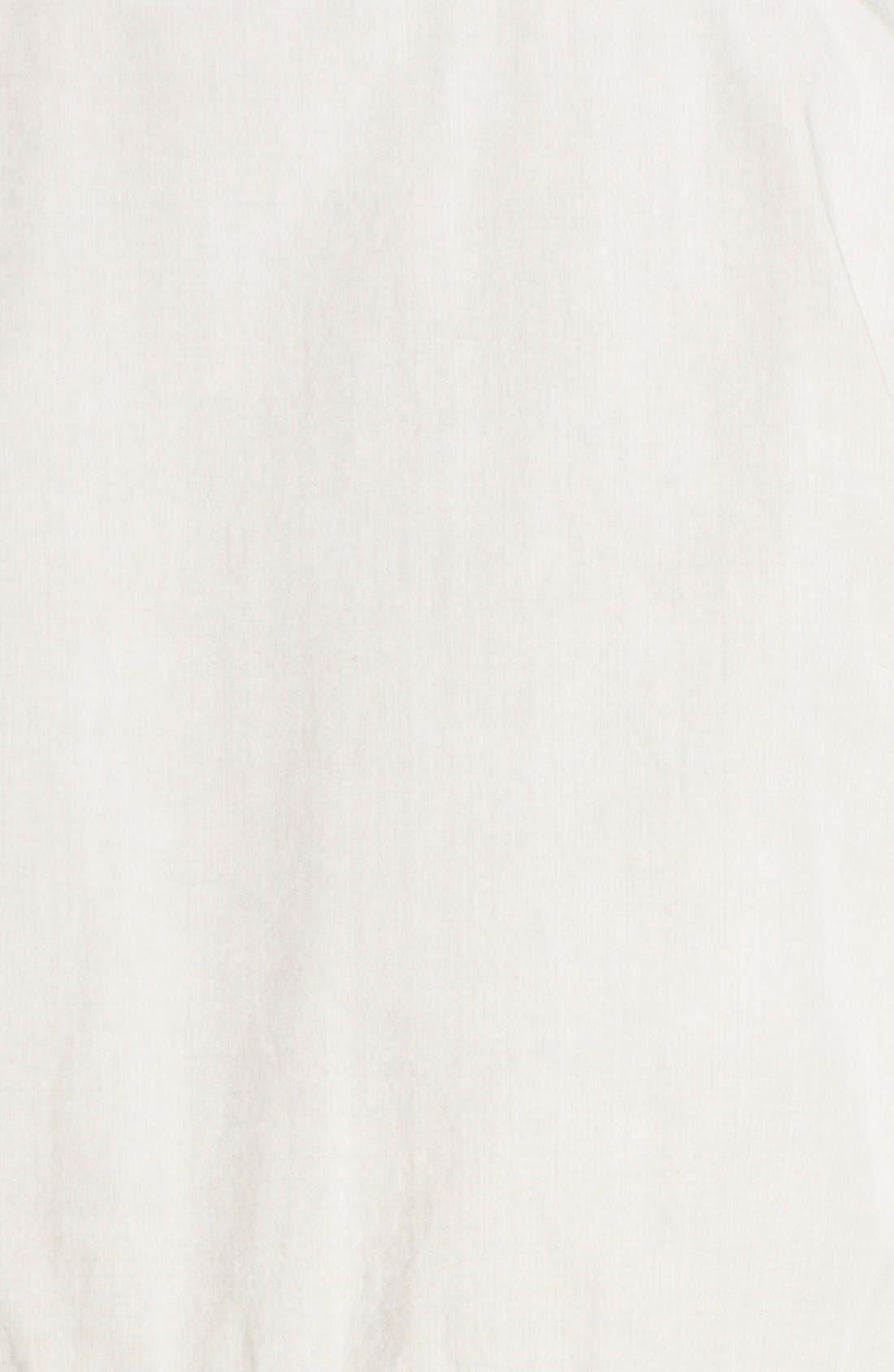 Alternate Image 5  - Levi's® Parachute Hooded Cotton Utility Jacket (Plus Size)