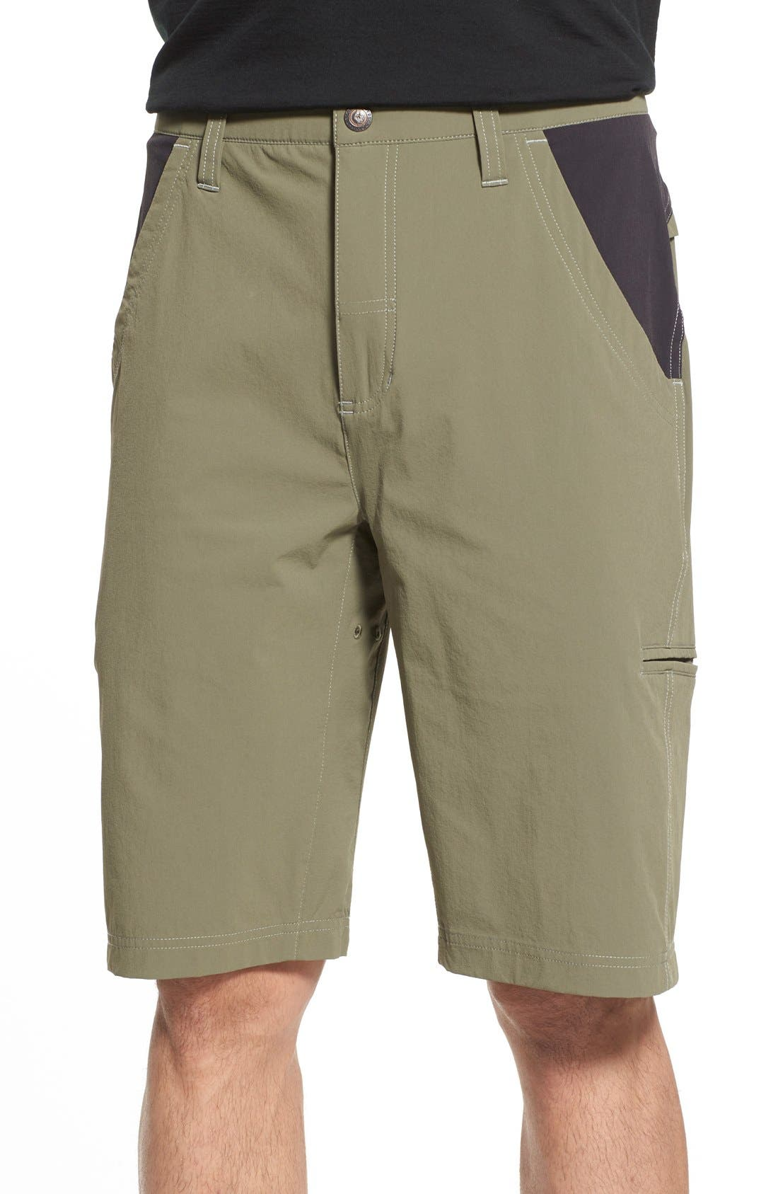'Grayson' Shorts,                         Main,                         color, Bungee Cord